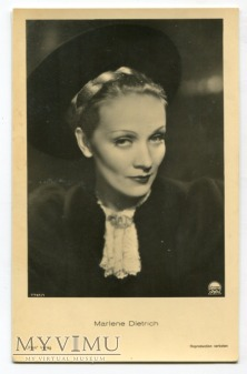 Marlene Dietrich Verlag ROSS 7791/1