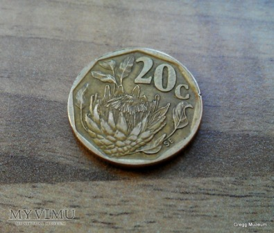 20 Cent-South Africa 1994
