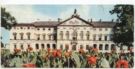 W-wa - Pałac Krasińskich od ogrodu - 1965