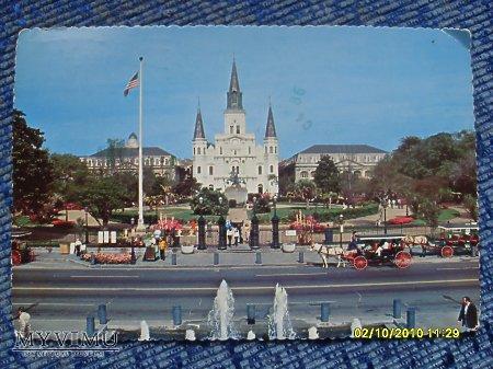 Nowy Orlean,Luizjana-1978r.[USA].