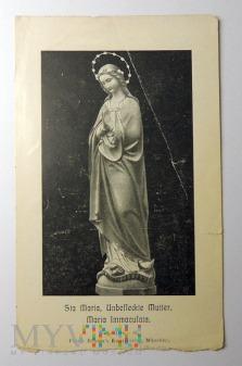Maria Niepokalana 1920 rok Oj. Bonawentura