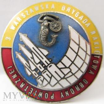 3 Brygada Rakietowa OP - Warszawa