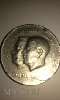 medal hitler- hindenburg