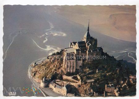 Saint Michel - widok z lotu ptaka - lata 50-te