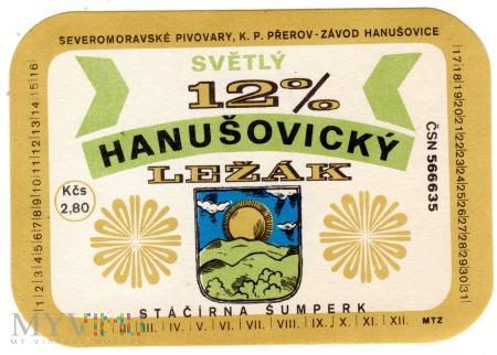 12% Hanušovický Ležák