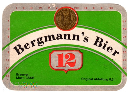 Bergmann's Bier