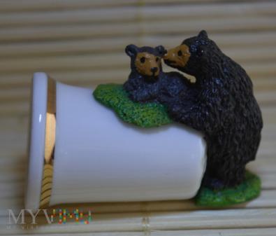 Naparstek z niedźwiedziami