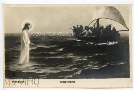 Hendrich - Jezus chodzi po wodzie