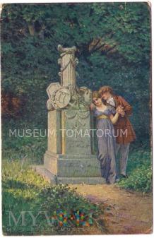 Liebcher - Rzymska miłość - po wiekach - 1911