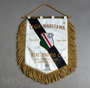 2016 / Real Madryt - Legia / Liga Mistrzów
