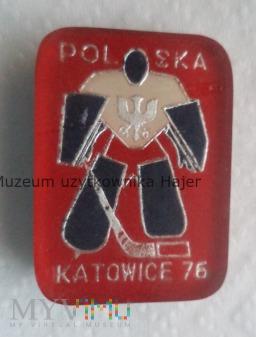 Polska Katowice 76 - hokej na lodzie