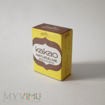 kakao, kartonik 100g
