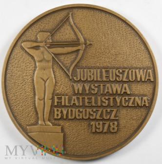 Duże zdjęcie 1978 - 77/78 - Wystawa Filatelistyczna Bydgoszcz