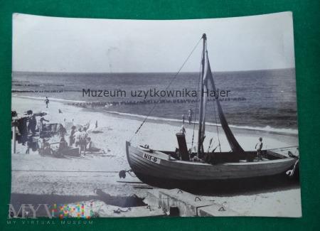 NIE- 6 Łódź rybacka Niechorze