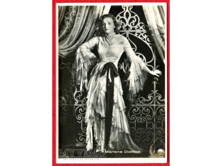 Marlene Dietrich Marlena Ross Luxus Verlag nr 545