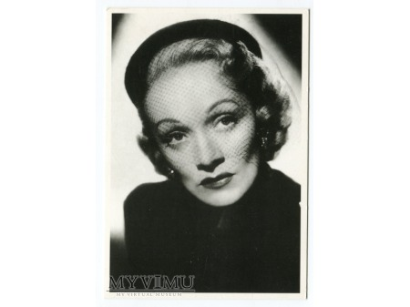 Marlene Dietrich Harcourt No Highway In The Sky