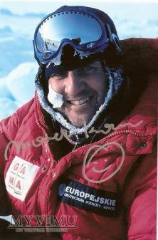 Autograf od Marka Kaminskiego