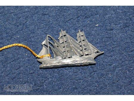 Figurka KWHW 1941 Segelschulschiff Gorch Fock