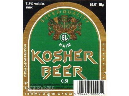 Etykieta KOSHER 29