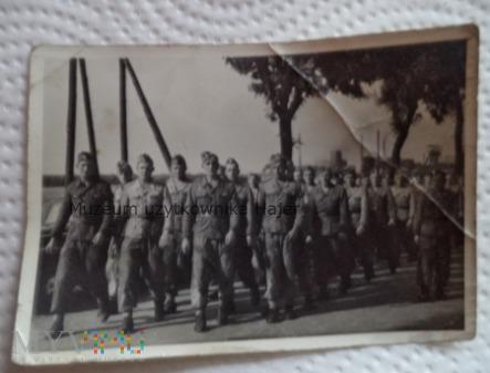 Duże zdjęcie Zdjęcie żołnierze LWP gdzieś na Śląsku