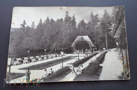 SZKLARSKA PORĘBA - Park