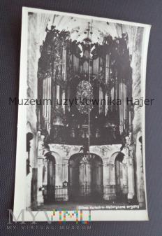 GDAŃSK Oliwa Katedra - Historyczne organy