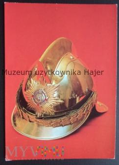 Hełm strażacki druha Bolesława Pachelskiego