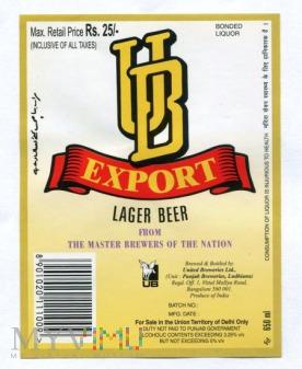 UB export