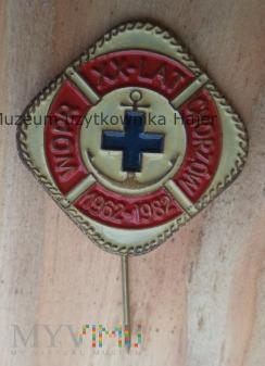 WOPR XX-lat Chorzów 1962-1982