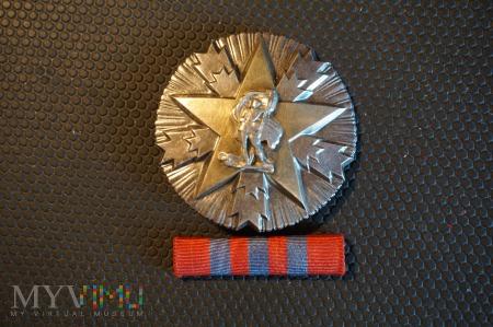 Jugosławia - Order Zasługi Narodowej + baretka