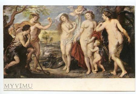 P.P. Rubens - Sąd Parysa