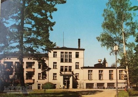 "Oborniki Śląskie. Sanatorium ""Leśne""."