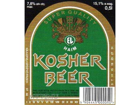 Etykieta KOSHER 30