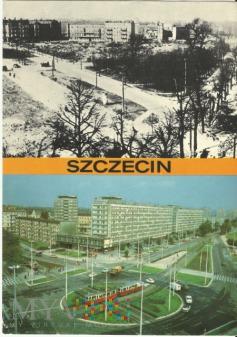 Szczecin -pocztówka