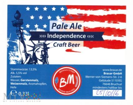Duże zdjęcie Braxar, independence