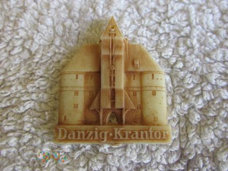 Zabytkowe bramy-Kwhw Danzing Krantor