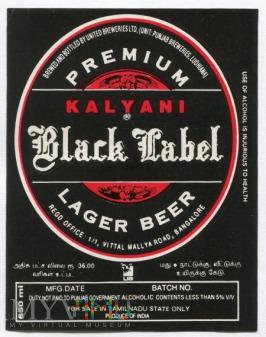 Black Label, Kalyani