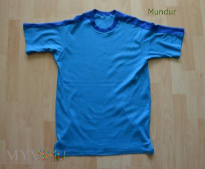 Koszulka sportowa w kol. nieb. 504/MON