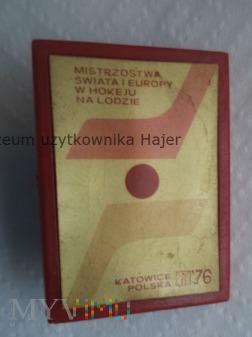 Mistrzostwa Świata i Europy w Hokeju na Lodzie '76