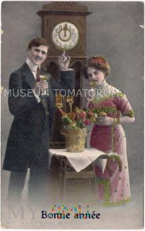 Szczęśliwego Nowego Roku 1931
