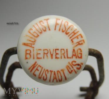 Porcelanka August Fischer Neustadt o/S