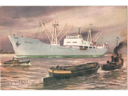Statek KOSZALIN