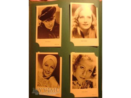 Album Okładka Marlene Dietrich Greta Garbo 12