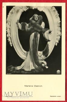 Marlene Dietrich Verlag ROSS A 1120/1