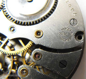 K-43 z 2 Państwowej Fabryki Zegarów