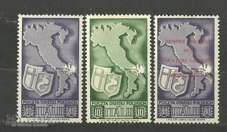 Osiedla polskie we Włoszech.