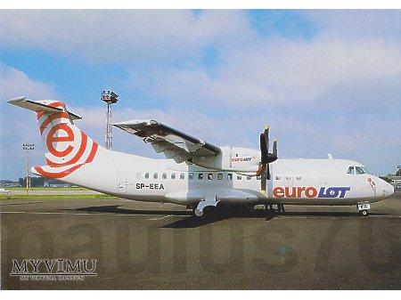 ATR-42-300, SP-EEA, EuroLot