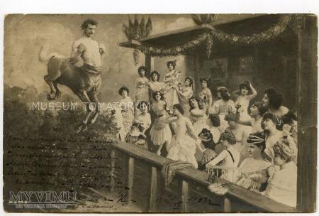 Konkurs hippiczny? - 1903