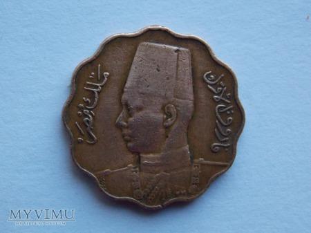 5 MILLIEMES 1943-EGIPT
