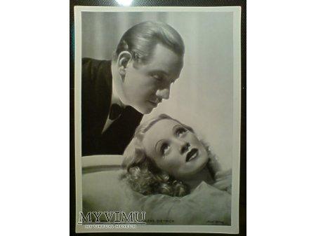 Marlene Dietrich Melvin Douglas Ernst Lubitsch